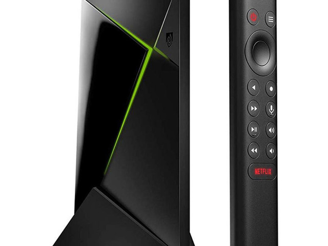 Latest NVIDIA Shield TV Pro leak shows a bigger, better remote