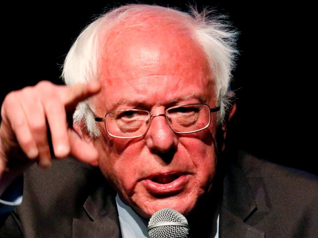 Bernie Sanders is feuding with former Goldman Sachs CEO Lloyd Blankfein about a new plan to limit companies from buying back their own stock