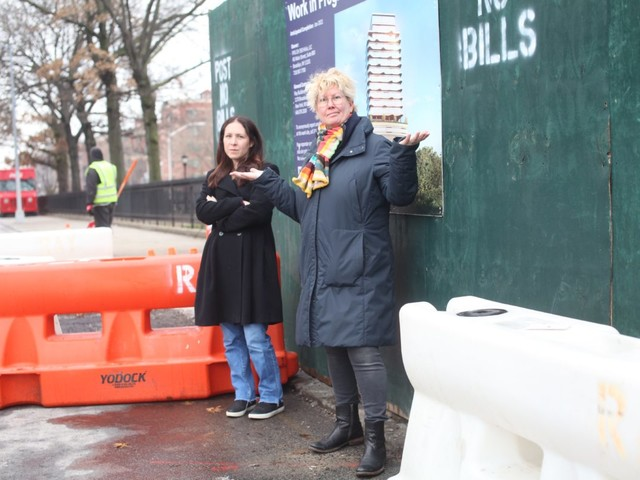 LICH site construction to turn into 'logistical nightmare': Residents