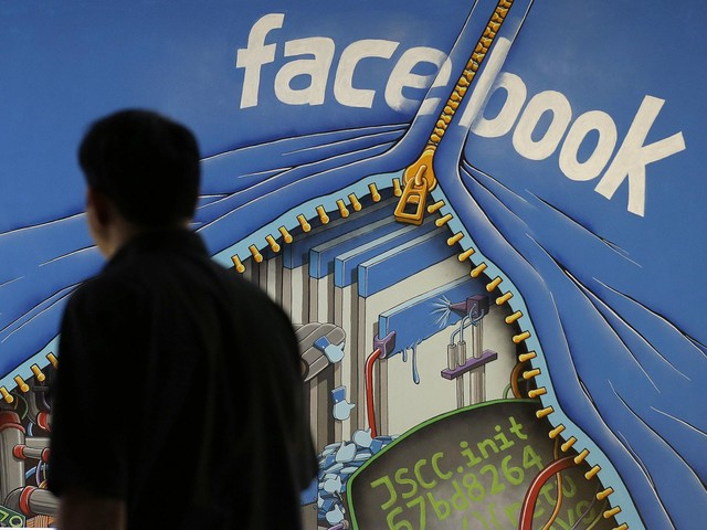 The Latest: Court says defendants could get Facebook info