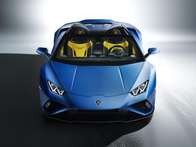 Lamborghini Huracan EVO RWD Spyder India Launch: Price Expectation
