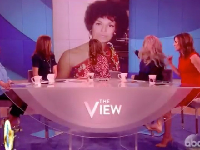 Photo of 'The View' co-host Joy Behar dressed as a 'beautiful African woman' resurfaces — and it doesn't look good