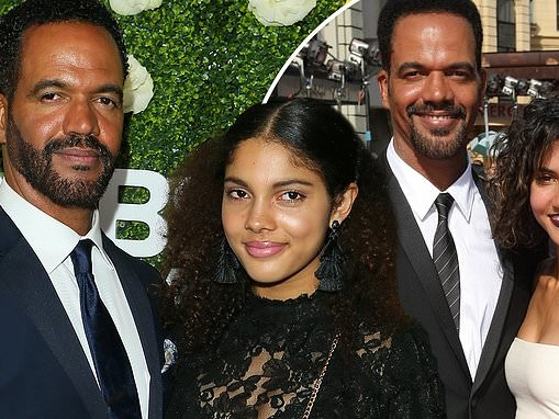 Kristoff St. John's daughter Paris files to control his estate after the actor died without a will