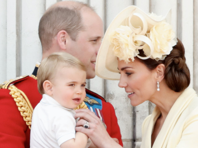 Kate Middleton Reveals the Adorable Thing Prince Louis Likes To Do in the Garden