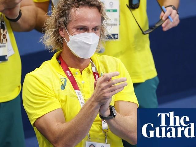 Meet Dean Boxall, the 'rock star' swim coach whose Olympics celebration went viral