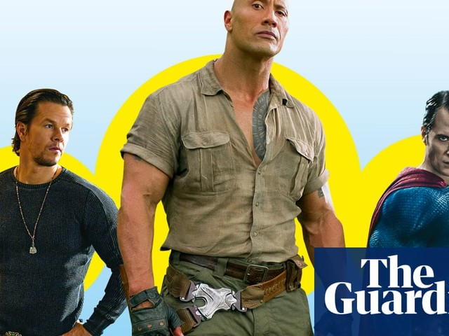 The impossible body standards of the modern action hero
