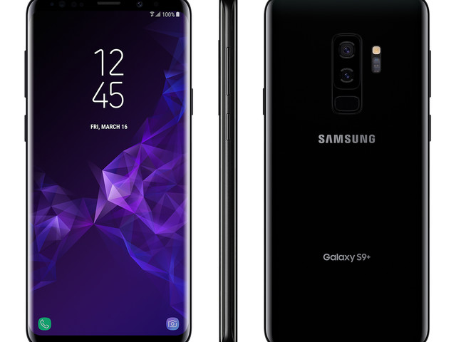 Microsoft now taking pre-orders for its versions of the Galaxy S9 and Galaxy S9+