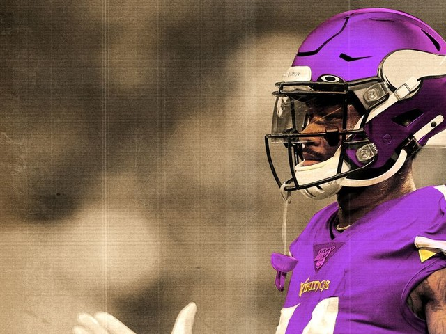 Stefon Diggs Is Mad As Hell. Where Do the Vikings Go From Here?