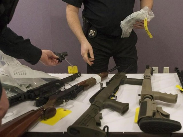 Most Canadians Support A Gun Ban In Urban Areas: Poll