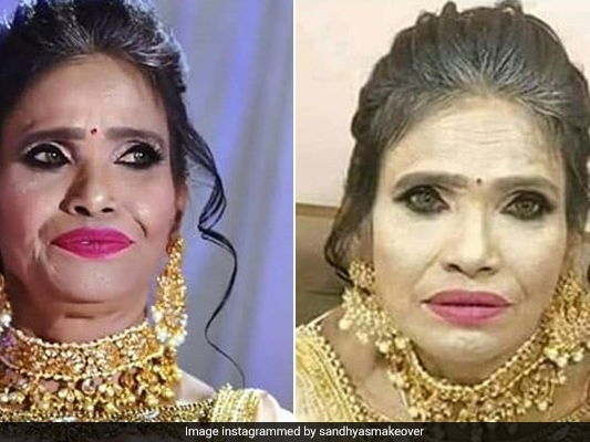 "Ranu Mondal's Makeup Pic Is ""Edited"", Claims Salon"