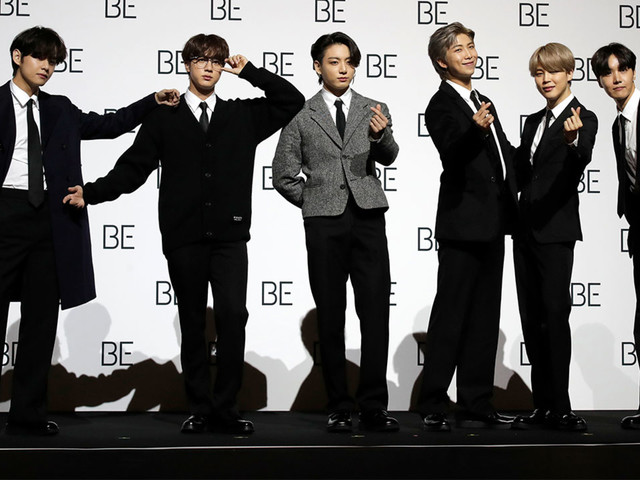 K-pop group BTS can defer military service after South Korea passes new law