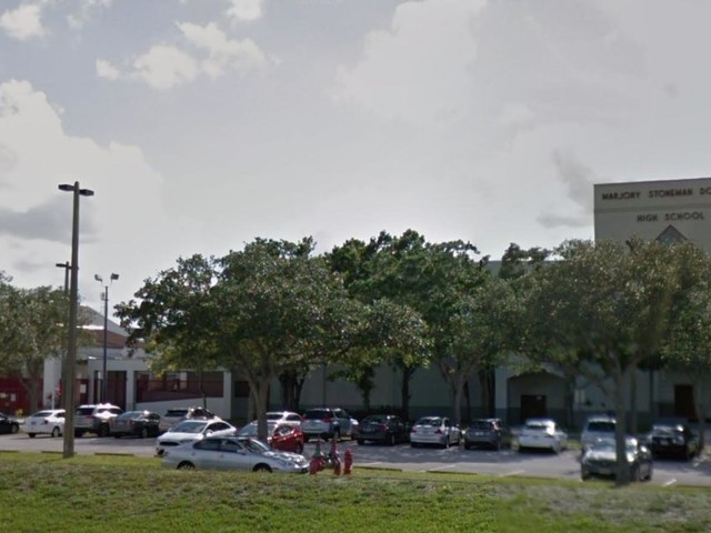 Shooting At Florida's Marjory Stoneman Douglas High School Ends With At Least 17 Dead