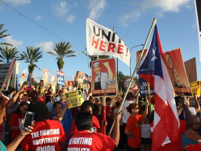 Union Representing Walt Disney World Workers Claim Disney is Withholding $1,000 Bonus