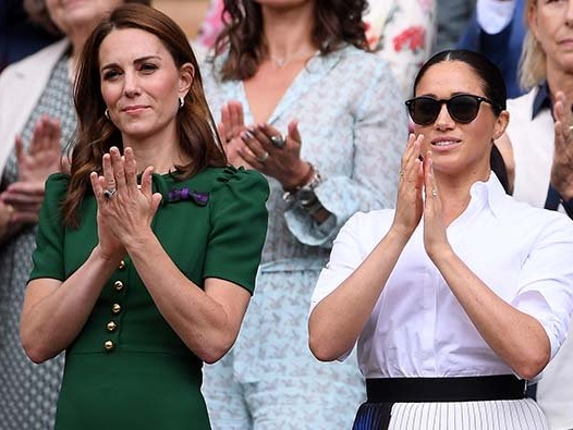 Truth About Kate Middleton And Meghan Markle Both Having Twins