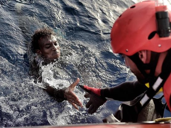 Over 70 Migrants Drown After Departing War-Torn Libyan Coast For Italy