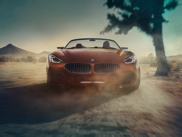 This Just In: BMW Concepts at Monterey Car Week