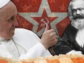 Pope Francis Calls For Marxist Economic Summit