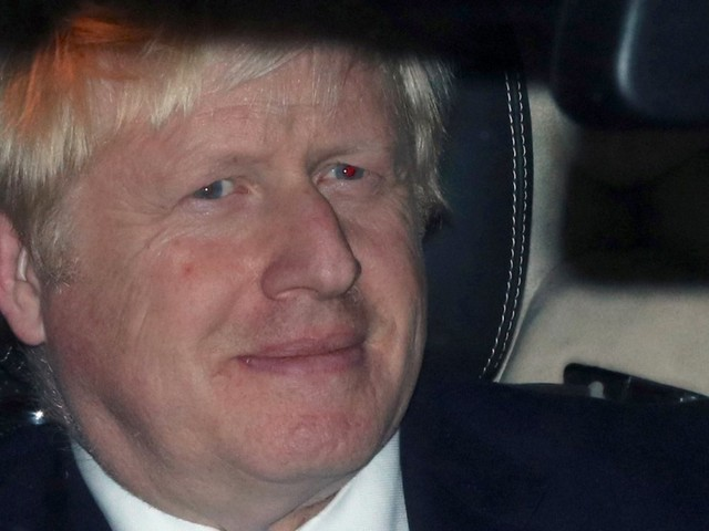 Boris Johnson's bid for early general election fails as MPs hand him sixth successive Commons defeat