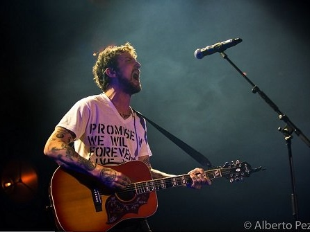 Frank Turner moves to number one on UK Record Store Chart with No Man's Land