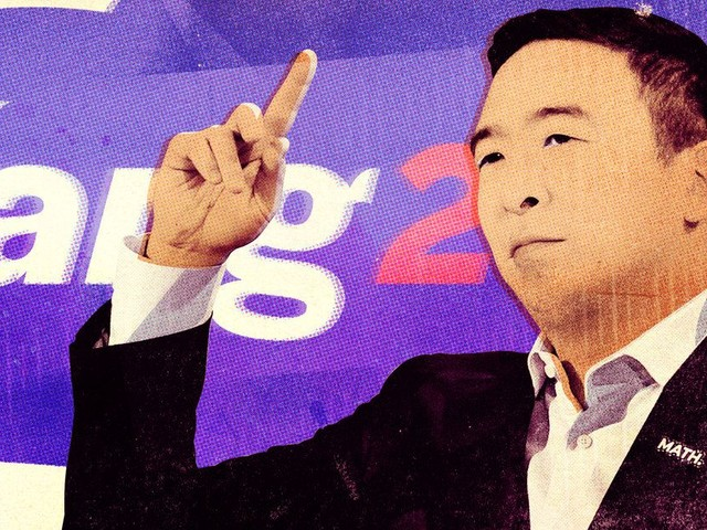 The Andrew Yang Brand Is Strong, but Does It Have Staying Power?