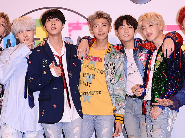 K-Pop Group BTS Broke A World Record Because Of Course They Did