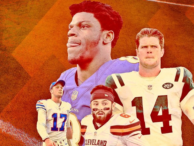 How Four Teams Helped Their Second-Year QBs This Offseason
