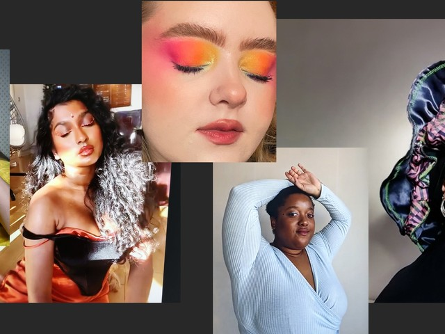 5 Incredible Makeup Looks To Rock To Your New Year's Eve Zoom Party