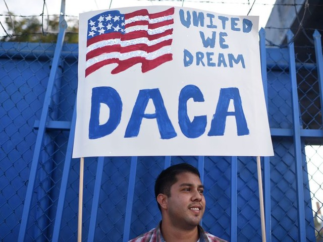 Over 100 tech companies join legal action against Trump for ending DACA