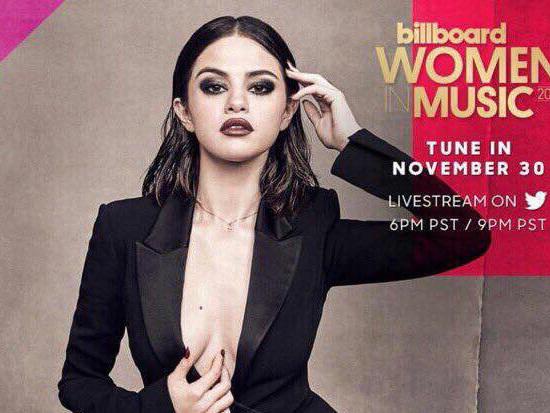 Selena Gomez, Kelly Clarkson, Camila Cabello & More Stun In Billboard's Women In Music Promo Pictures
