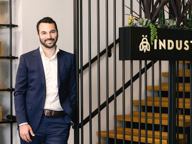 Industrious' CEO tells us why the coworking startup is ditching leases and managing property instead — bigger rival WeWork is eyeing a similar pivot to help erase losses