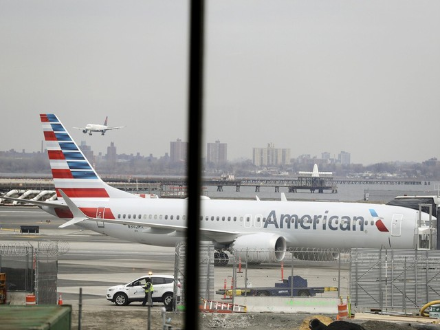 13 American Airlines passengers ill, taken to hospital after landing in Boston
