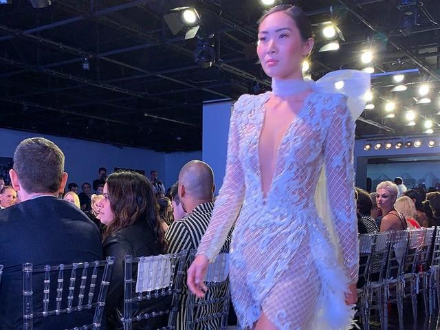 Noe Bernacelli kicks off LA Fashion Week with haute couture