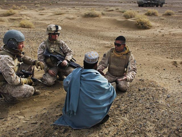 200 interpreters, families who helped American troops evacuate Afghanistan, arrive in US