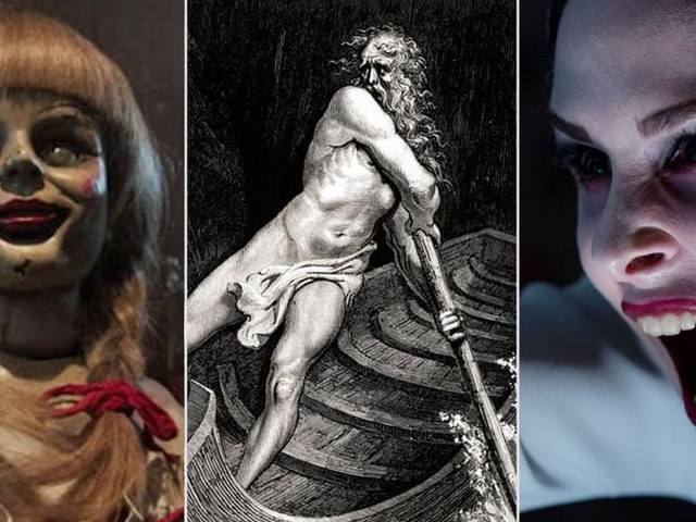 7 Horrifying Demons, Monsters, and Spirits You'll See in Annabelle Comes Home