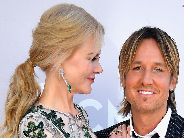 Keith Urban Writes Sweet Note to Nicole Kidman After Golden Globes 2018 Nomination