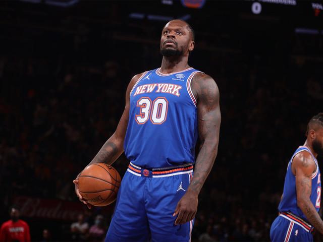 Team USA never made Knicks' Julius Randle an offer