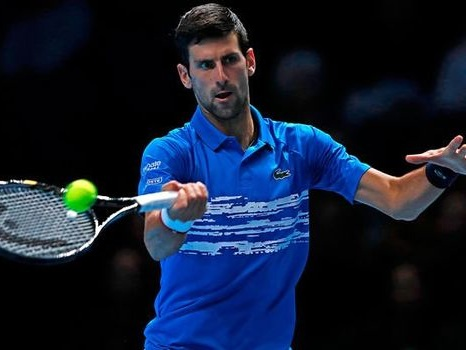 Novak Djokovic Talks About His Perfectionism in Tennis at ATP World Tour Finals 2019