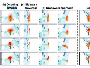 A New Technique That Helps Predict Pedestrian Behavior Better