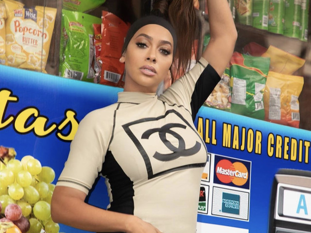 'Bodega Run': La La Anthony Is Serving Body In Latest Photo, Fans Gush Over Her New Look