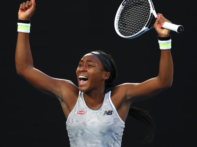 Coco Gauff stuns defending champion Naomi Osaka to reach Australian Open fourth round