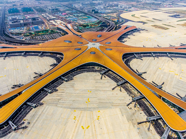 China to close its oldest airport as capital prepares to open world's busiest terminal