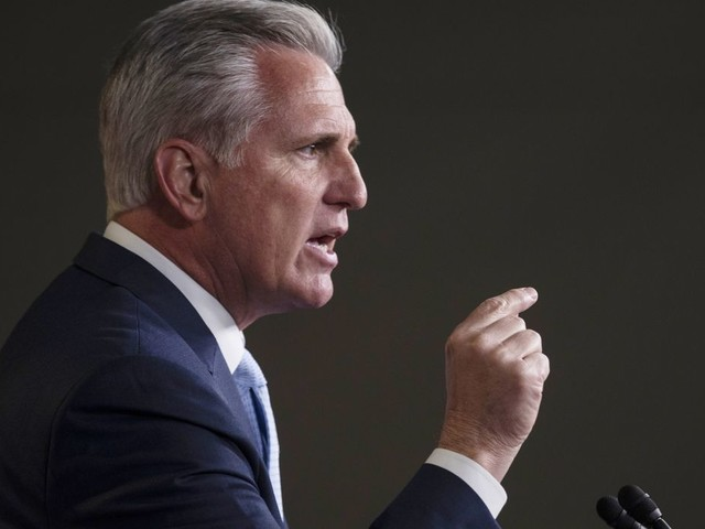 Kevin McCarthy threatens to oust Nancy Pelosi if impeachment used in Supreme Court fight