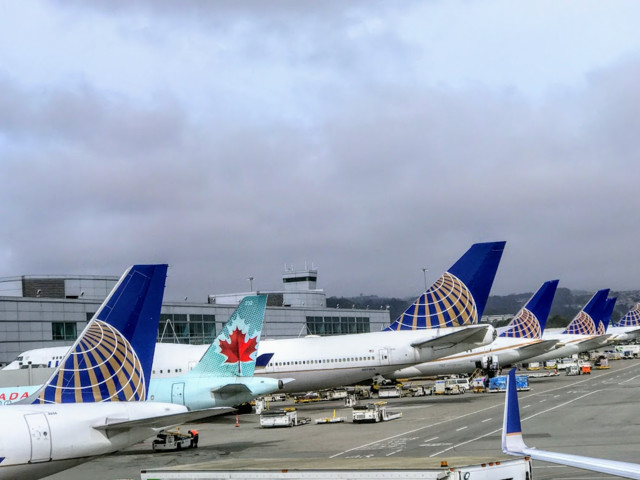 """United's """"gate wait"""" situation at SFO riles flyers"""