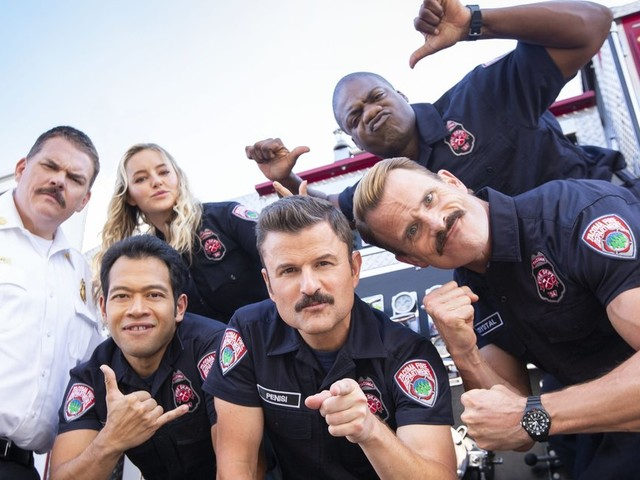 'Super Troopers' stars set their new firefighter comedy, 'Tacoma FD,' in our region. Why?