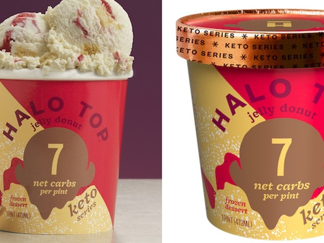 Halo Top's Keto Series Ice Cream Flavors Are All New For 2020