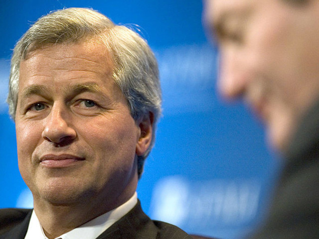 JPMorgan CEO calls economy 'most prosperous the world has ever seen' — which bodes well for Trump's re-election