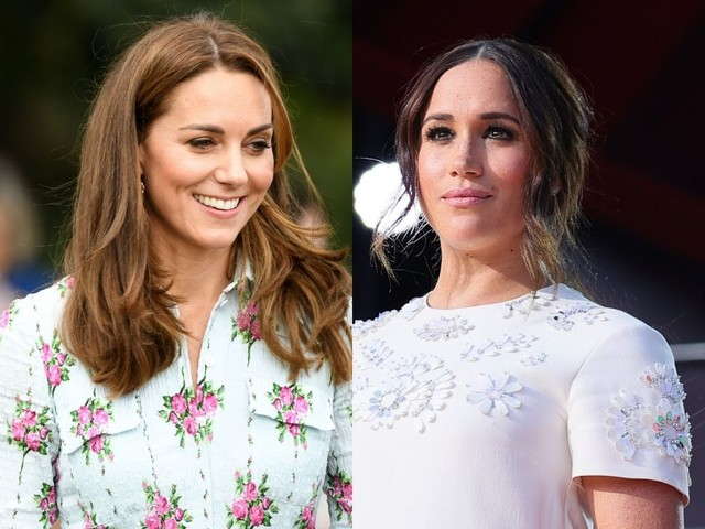 Meghan Markle Furious After Kate Middleton Steals Her Spotlight?