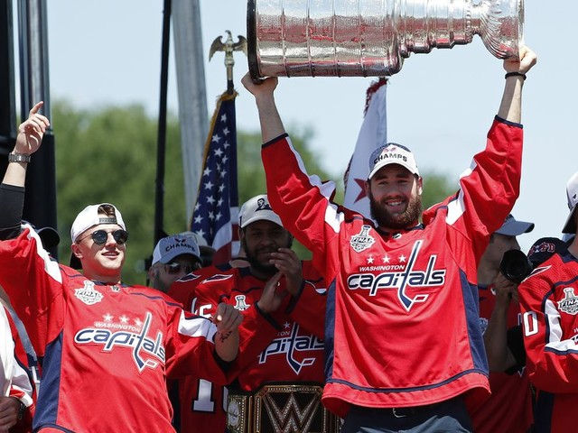 The Caps gear you need to celebrate the Stanley Cup in style