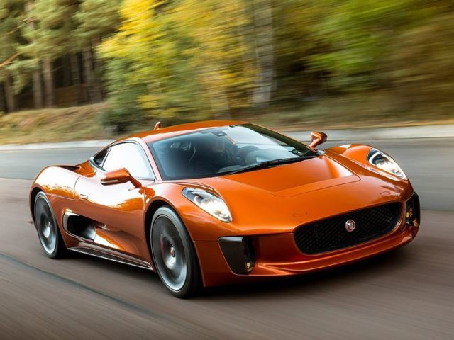 Jaguar Designer Admits The Gorgeous C-X75 Should Never Have Been Killed