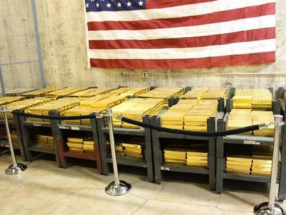 "The Only Gold The US Will Show: The ""Working Vault"" At West Point"